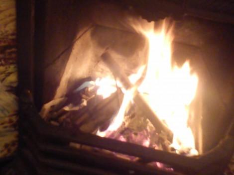 Writer's Fire