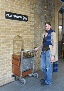 Writer Meet Rowling
