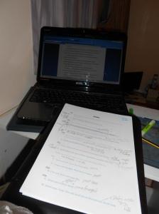Outlining the Novel